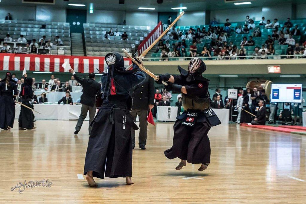 Kendo world championship 2015
